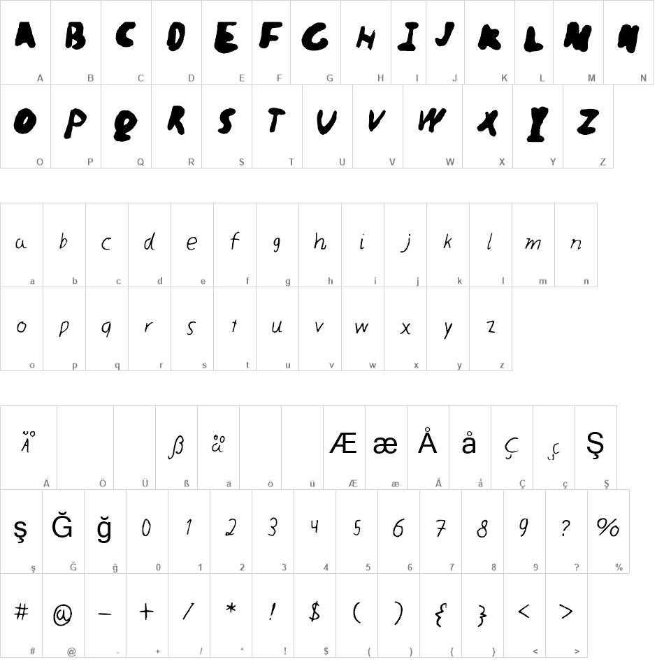 Realme free font