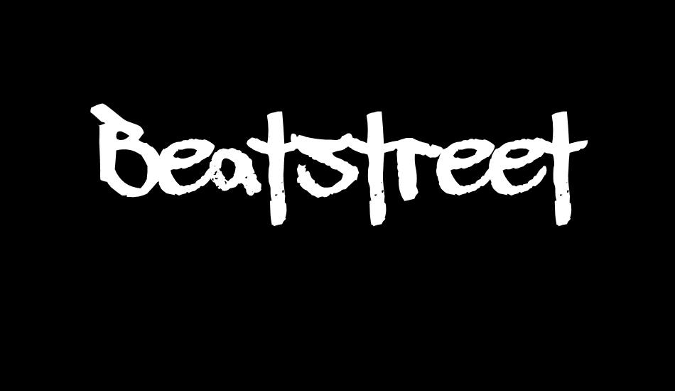 Beat Street free font