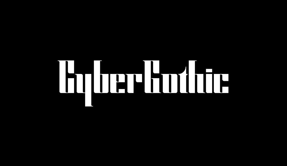 Gothic cyber Cyber Goth
